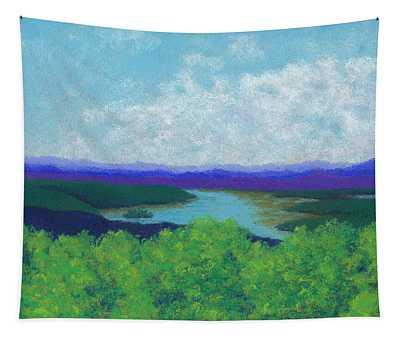 Olana Overlook Tapestry