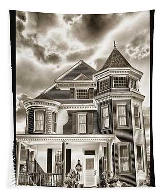 Old Glory House Tapestry