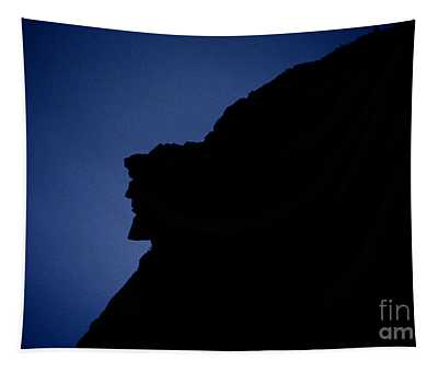 Old Man Of The Mountain - Franconia Notch State Park New Hampshire Tapestry