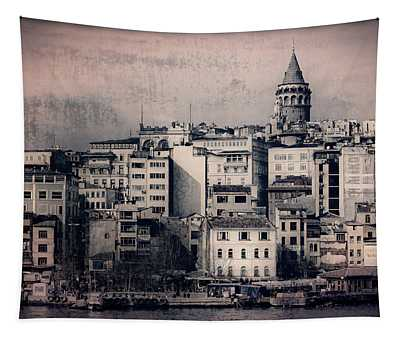 Old New District Tapestry