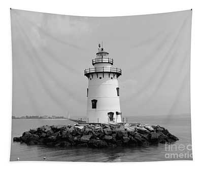 Old Saybrook Connecticut Lighthouse Tapestry