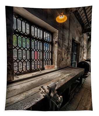 Old Workshop Tapestry