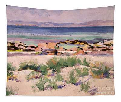 On The Shore  Iona  Tapestry