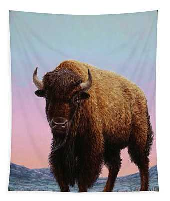 On Thin Ice Tapestry