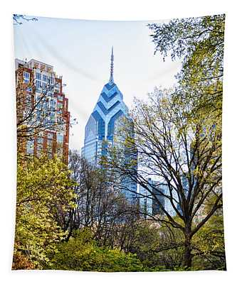 One Liberty Place Tapestry