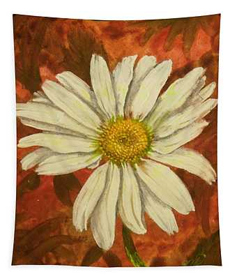 One Yorktown Daisy Tapestry