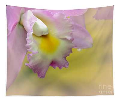 Orchid Whisper Tapestry