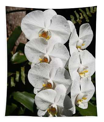 Orchids Anna Tapestry