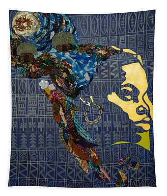 Ori Dreams Of Home Tapestry