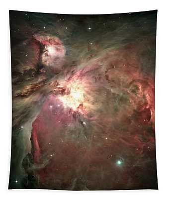 Space Hollywood - Orion Nebula Tapestry