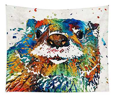 Otter Wall Tapestries