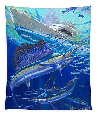 Out Of Sight Tapestry