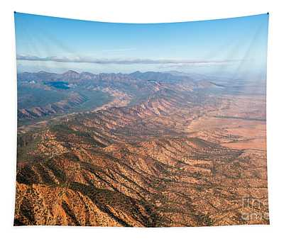 Outback Ranges Tapestry