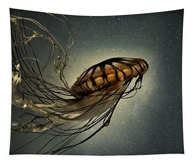 Pacific Sea Nettle Tapestry