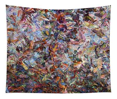 Paint Number 42 Tapestry