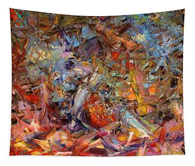Paint Number 43a Tapestry