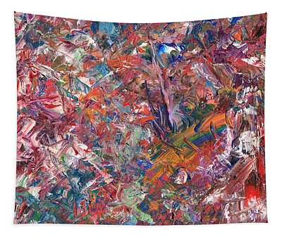 Paint Number 50 Tapestry