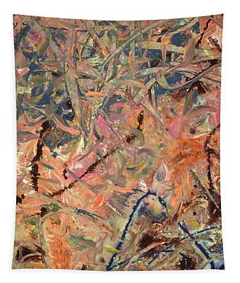 Paint Number 52 Tapestry
