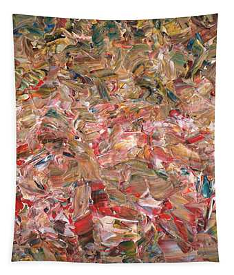 Paint Number 56 Tapestry