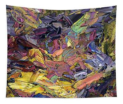 Paint Number 60 Tapestry