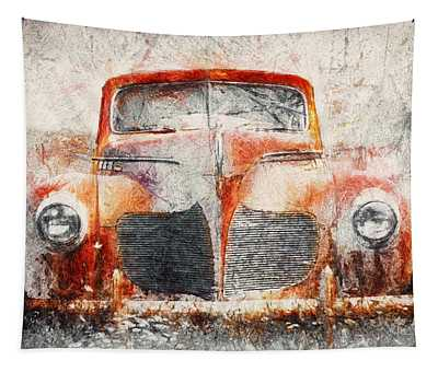 Coupe Photographs Wall Tapestries