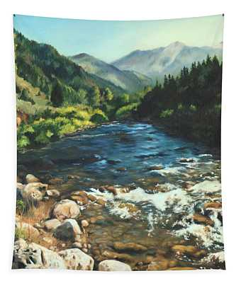 Palisades Creek  Tapestry