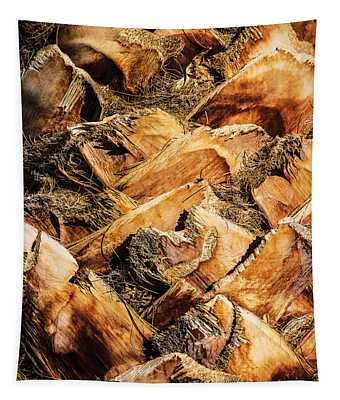Palm Bark Tapestry