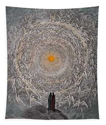 Paradise Canto Thirty One Tapestry
