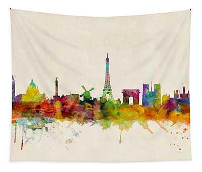 Eiffel Tower Tapestries