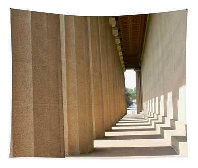 Parthenon1 Nashville Tn Tapestry