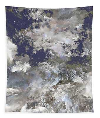 Particular Clouds Tapestry