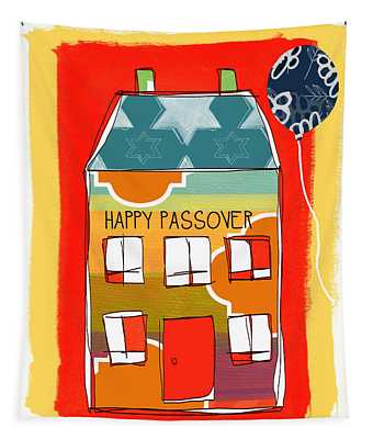 Passover House Tapestry