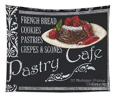Pastry Cafe Tapestry