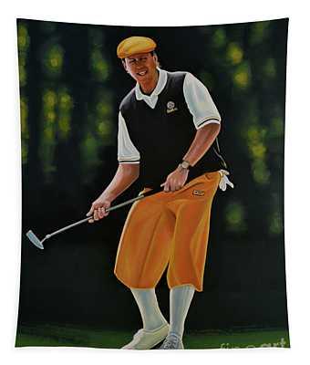 Payne Stewart Tapestry