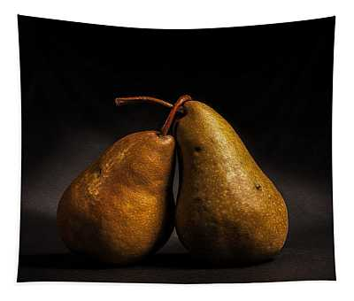 Pear Of Lovers Tapestry