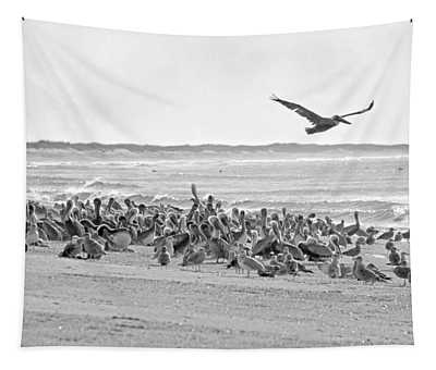 Pelican Convention  Tapestry