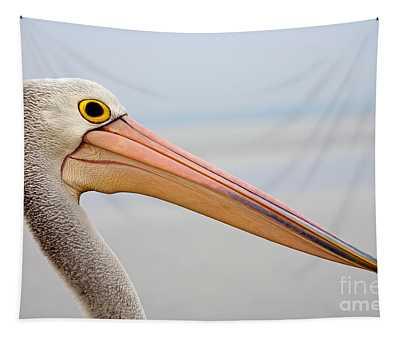 Pelican Profile Tapestry
