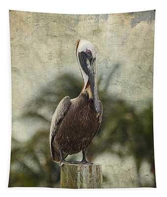 Pelican - Sitting Around Tapestry