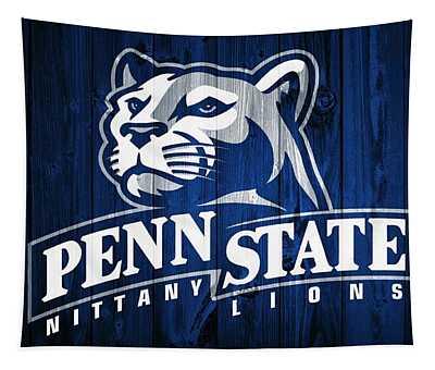 Penn State Barn Door Tapestry