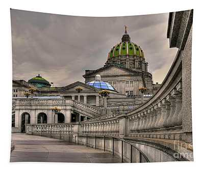 Pennsylvania State Capital Tapestry