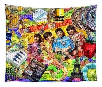 Pepperland Tapestry