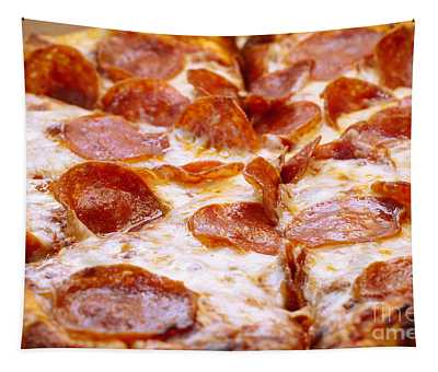 Pepperoni Pizza 1 - Pizzeria - Pizza Shoppe Tapestry