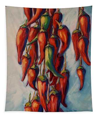 Peppers Tapestry