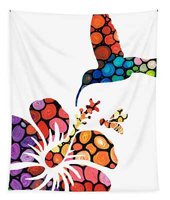 Perfect Harmony - Nature's Sharing Art Tapestry