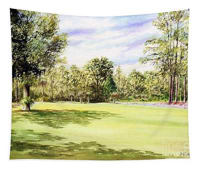 Perry Golf Course Florida  Tapestry