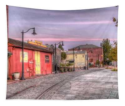 Petaluma Morning Tapestry