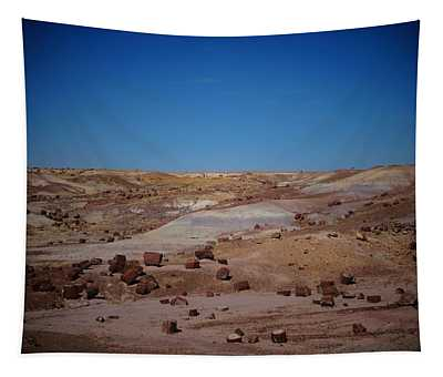 Petrified Forest Tapestry
