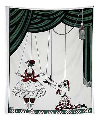 Petroushka Tapestry