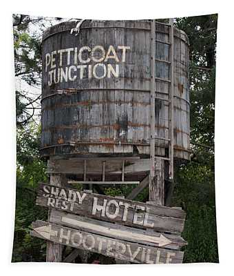 Petticoat Junction Tapestry