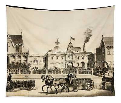 Philadelphia Brewery Tapestry